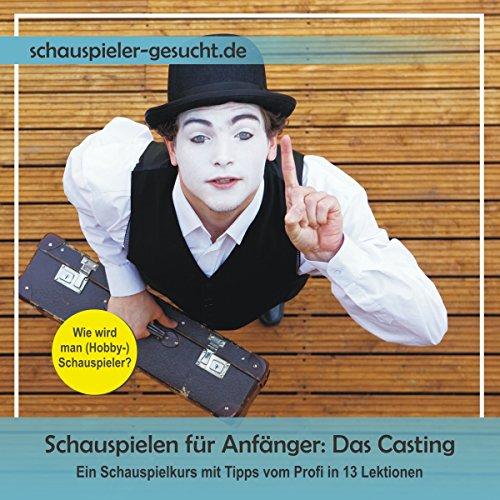 Schauspielkurs für Anfänger 1 Titelbild