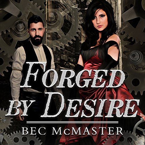 Forged by Desire audiobook cover art
