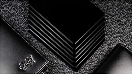 Details about  /Pure Cardistry Black Training Playing Cards 7 Plastic Packets Learn Flourishing