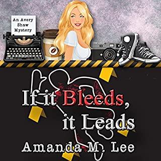 If It Bleeds, It Leads audiobook cover art