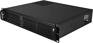Rosewill 2U Server Chassis/Server Case/Rackmount Case, Metal Rack Mount Computer Case Support with 4 Bays (RSV-2600)