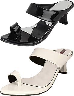 Vogue Womens Candy Buttons Sandal