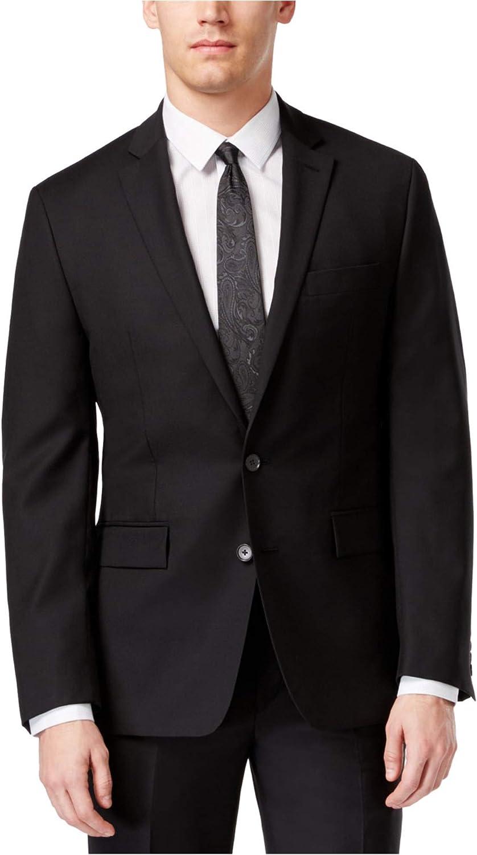 Ryan Seacrest Mens Modern Two Button Blazer Jacket
