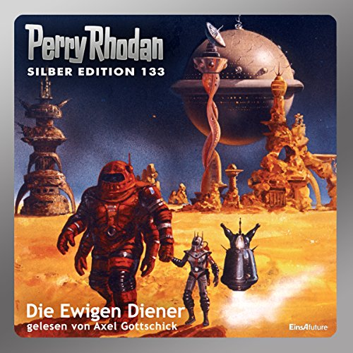 Die Ewigen Diener audiobook cover art