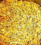 Turmeric Zone | Turmeric Ginger Tea 2.5 Oz | Ayurvedic | Turmeric Tea Organic | Best Tea with Ginger Root | Use it with Our Super Honey | Turmeric Honey | Make Your Detox Balance Herbal Tea Bags | Cut, Sifted Organic Ginger Root | Cut, Sifted Organic Turmeric Root