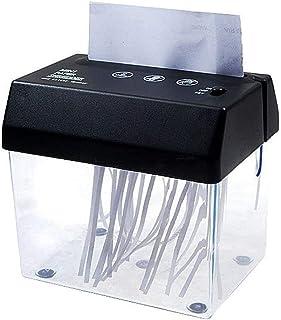 HIZLJJ المحمولة مصغرة تمزيق الورق مقطع مصغرة دليل تمزيق اليد A6 ورقة الوثائق آلة القطع اليدوية أداة لمكتب المنزل القرطاسية