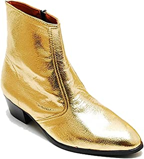 36bf281045dded Epicsnob Mens Shoes Genuine Cow Leather Korea Dress Formal Chelsea Ankle  Boots