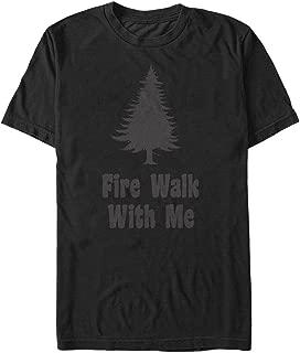 Twin Peaks Men's Fire Walk with Me T-Shirt