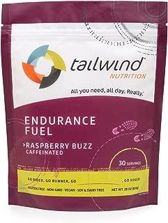 Tailwind Nutrition Caffeinated Endurance Fuel Raspberry Buzz 30 Serving