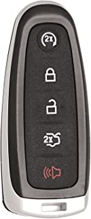 $38 » Replacement Car Key Fob Smart Proximity Keyless Entry Remote Start Control Compatible for Ford Explorer Edge 2011-2015 Fle...