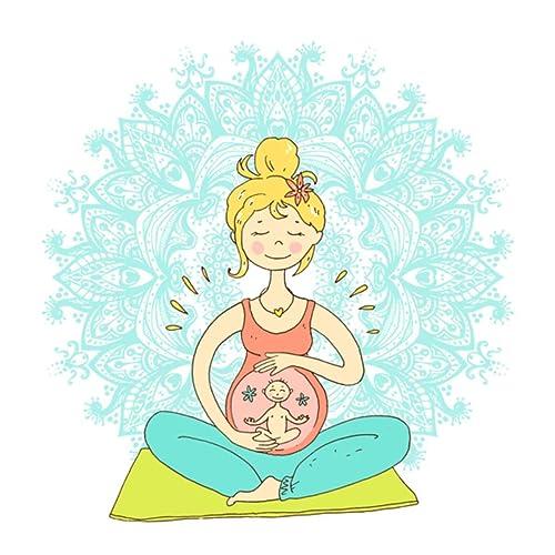 Musique Pour Le Yoga Mindful Mama de Chansons Pour Enfants ...