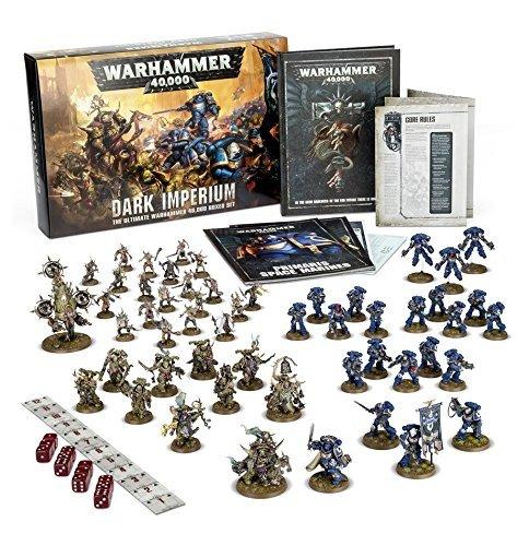 Warhammer 40k - Boite de Jeu Dark Imperium Fr
