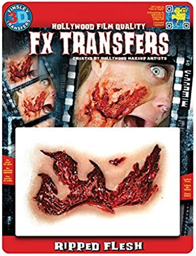 Tinsley Transfers 3D FX Transfers MD Ripped Flesh by Tinsley Transfers