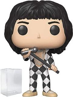Funko Rocks: Queen - Freddie Mercury Pop! Vinyl Figure (Includes Compatible Pop Box Protector Case)
