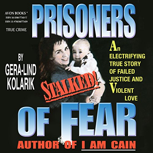 Prisoners of Fear audiobook cover art