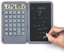 $50 » Samantha Office Supplies Calculator Calculator Desktop Type-c USB Charging Port Basic Calculator with Writing Tablet Calcu...