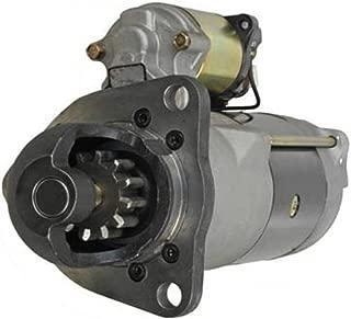 NEW 24V 11T 7.5KW CW STARTER MOTOR FITS FIAT-ALLIS CRAWLER 14C 14CL FD-14 FD-20