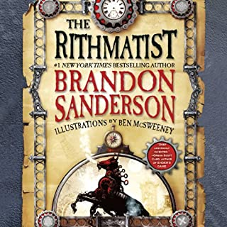 The Rithmatist                   By:                                                                                                                                 Brandon Sanderson                               Narrated by:                                                                                                                                 Michael Kramer                      Length: 10 hrs and 23 mins     7,523 ratings     Overall 4.7