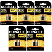 Duracell MN21 Batterie (5 x 2-er Pack)