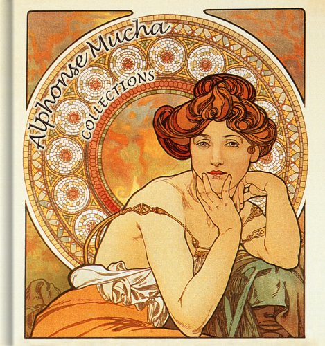 Alphonse Mucha: Collections - 170+ Art Nouveau Reproductions - Annotated Series (English Edition)
