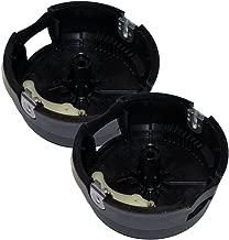 Black & Decker GH1000 Trimmer Replacement (2 Pack) Spool Housing # 90529876-2pk