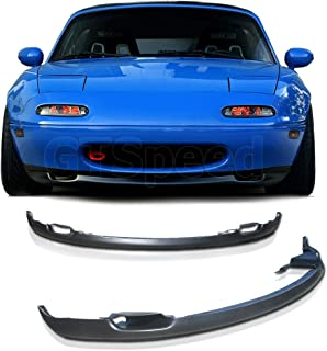 NEW - 1990-1997 MAZDA MIATA MX5 OEM Style Front PU Bumper Lip