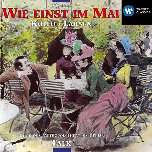 Wie einst im Mai · Operette in 8 Bildern nach der Gesangsposse von R. Bernauer, R. Schanzer und W. Bredschneider, 3. Bild: Los, wir wollen kegeln gehn (Fritz, Männerchor) [Vuvag]