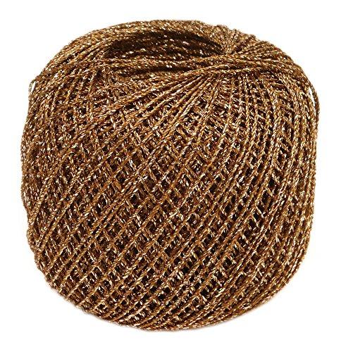 オリムパス『タティングレース糸(ラメ)』