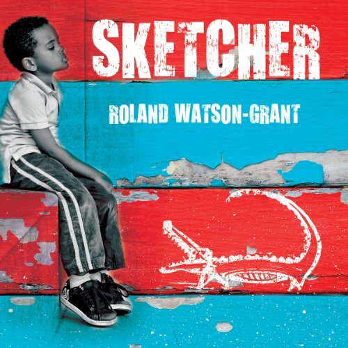Sketcher audiobook cover art