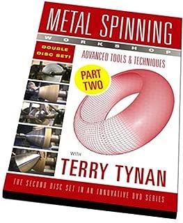 Metal Spinning Workshop DVD
