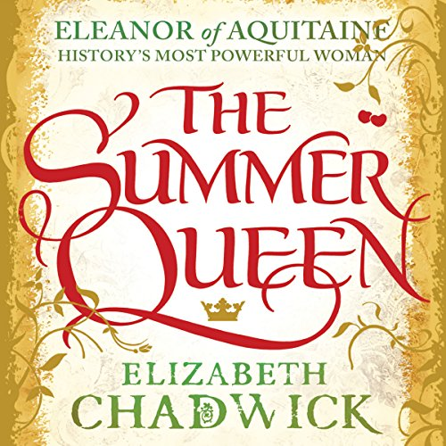 The Summer Queen audiobook cover art