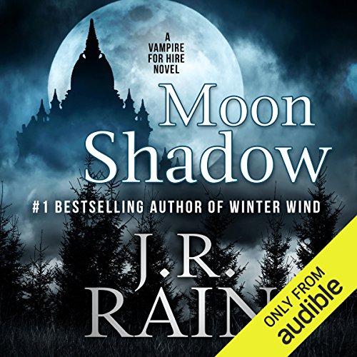 Moon Shadow audiobook cover art