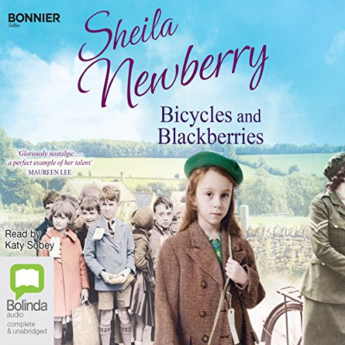 Bicycles and Blackberries audiobook cover art