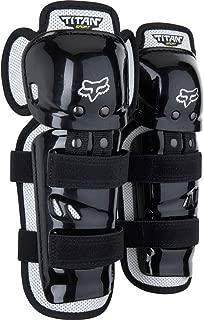 Fox Racing Titan Sport Knee/Shin Guards - One size fits most/Black