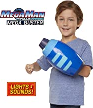Mega Man Fully Charged – Kid-Sized Roleplay Mega Buster with Over 10 Light Patterns and Authentic Sounds! Become Mega Man! Based on The New Show!