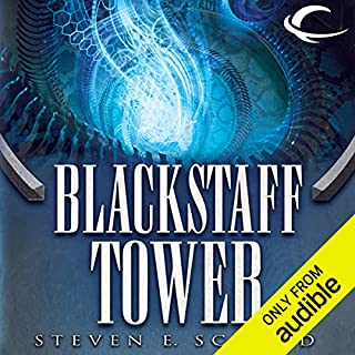 Blackstaff Tower     Forgotten Realms: Ed Greenwood Presents Waterdeep, Book 1              By:                                                                                                                                 Steven E. Schend                               Narrated by:                                                                                                                                 James Patrick Cronin                      Length: 11 hrs and 11 mins     96 ratings     Overall 4.2