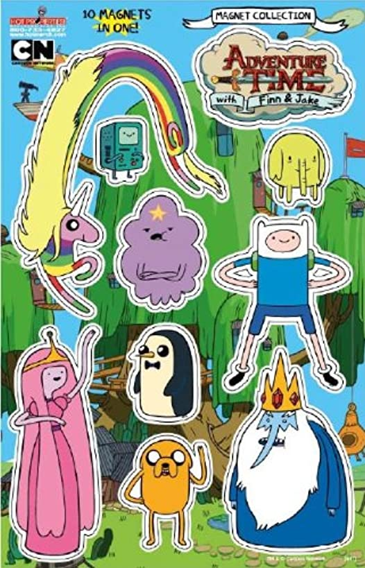 Adventure Time Magnet Collection
