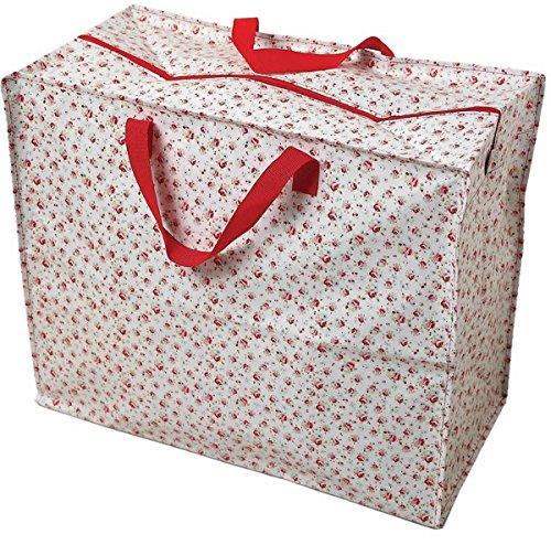 LS Design XXL Jumbo Bag Einkaufstasche Shopper Riesentasche Tasche Allzwecktasche Recycled Rose