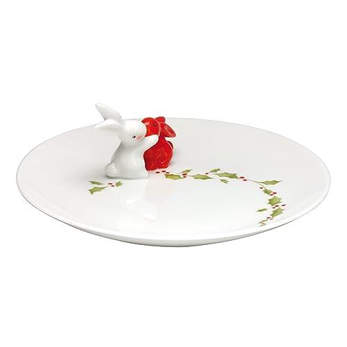 Goebel Leopard Bunny Teelichthalter 66874413: Bunny de luxe