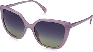 Polaroid 4065-S Gafas de Sol para Mujer, Lilac, 56 mm