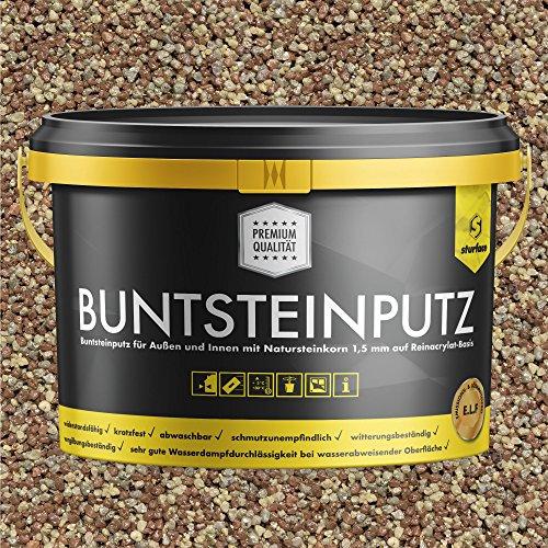 Buntsteinputz nude/beige/creme 20kg