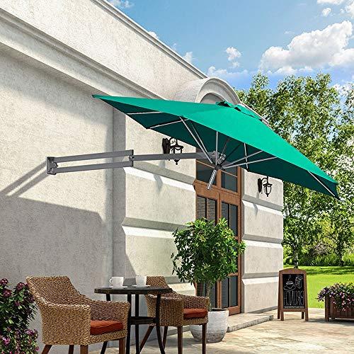 Generic002 Pliant Balcon rétractable Parapluie...