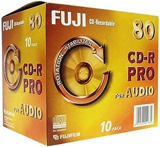Fuji CD-R AUDIO PRO CD-onbewerkte 80min 700 MB 10-pack