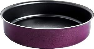 Al Ahram Oven Dish, 24 Centimeter - Bordeaux