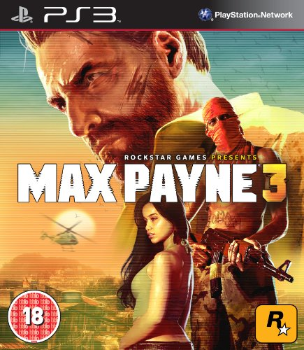 Max Payne 3 [UK Import]