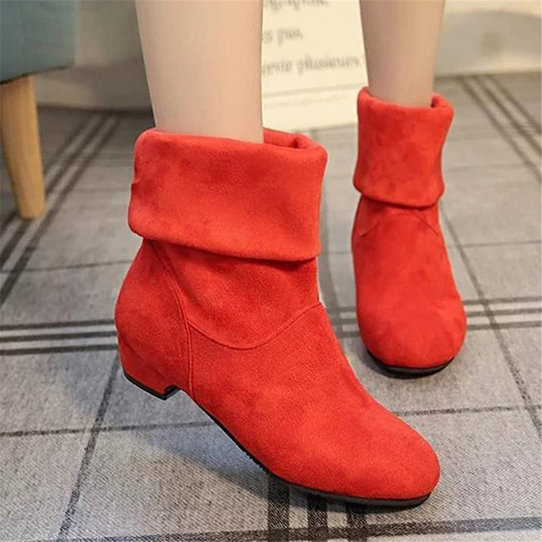 5 ☆ very Austin Mall popular PokemHent Autumn and Winter Women's Women' Boots Mid-Tube