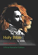 Holy Bible: Official Rastafari Edition
