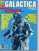 Famous Monsters of Filmland 150 BATTLESTAR GALACTICA King Kong STAR WARS Mighty Joe Young MANIMAL January 1979 C