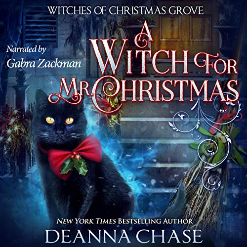 A Witch for Mr. Christmas cover art