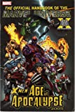 COMIC: The Official Handbook of the Marvel Universe (X-MEN Age of the Apocalypse, 2005)